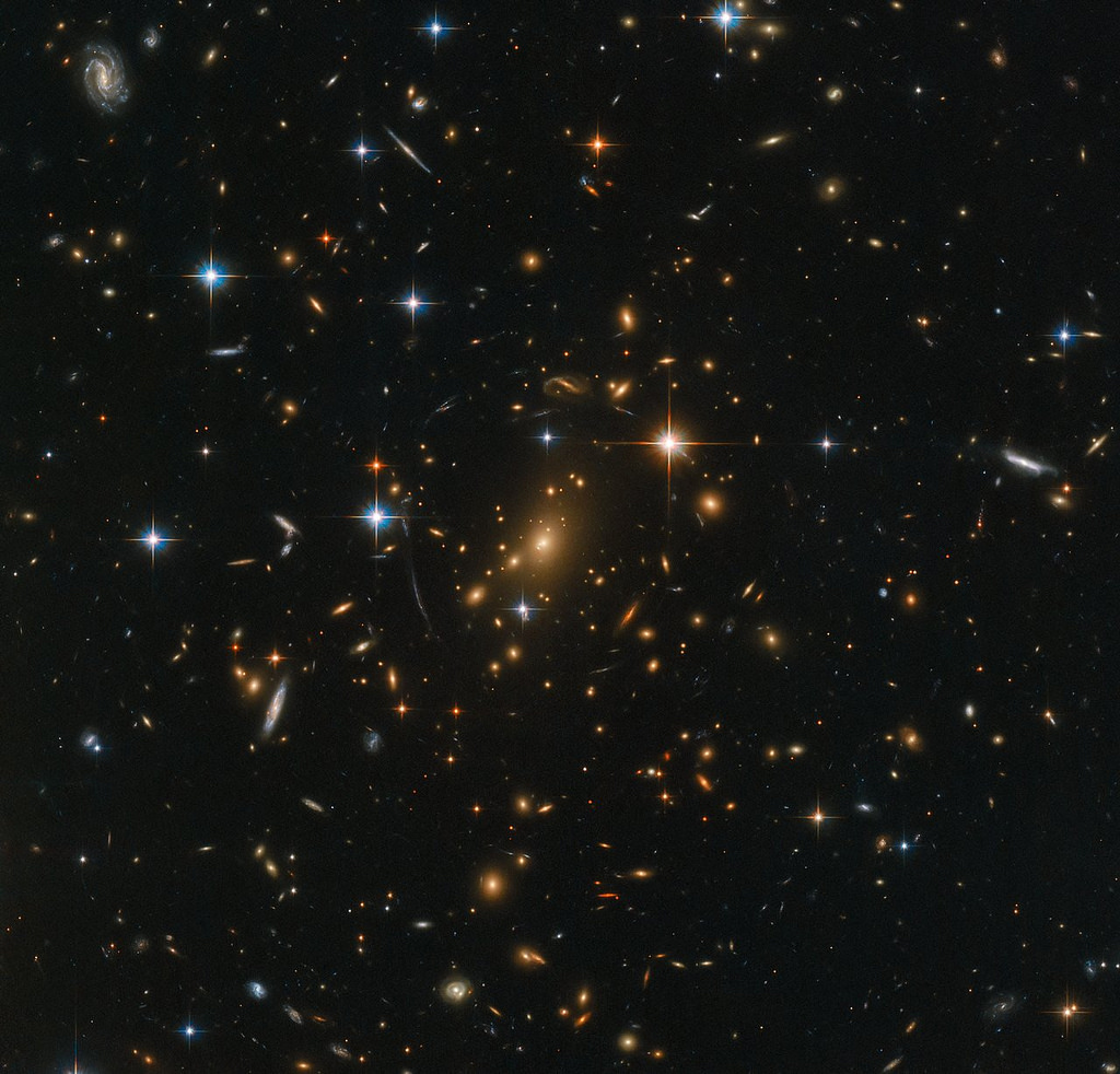Robert Vowler 300,00 New Galaxies Discovered