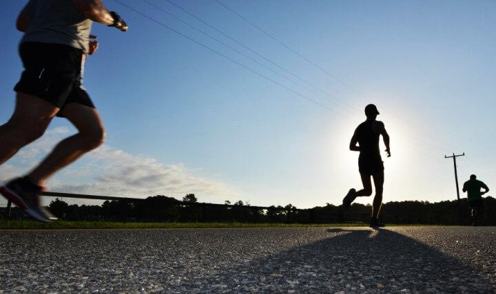 Robert Vowler Running
