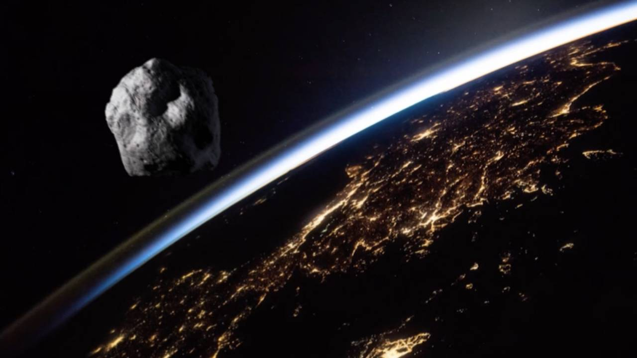 Robert Vowler How Close Will This Asteroid Come to Earth? Close Enough to See With the Naked Eye