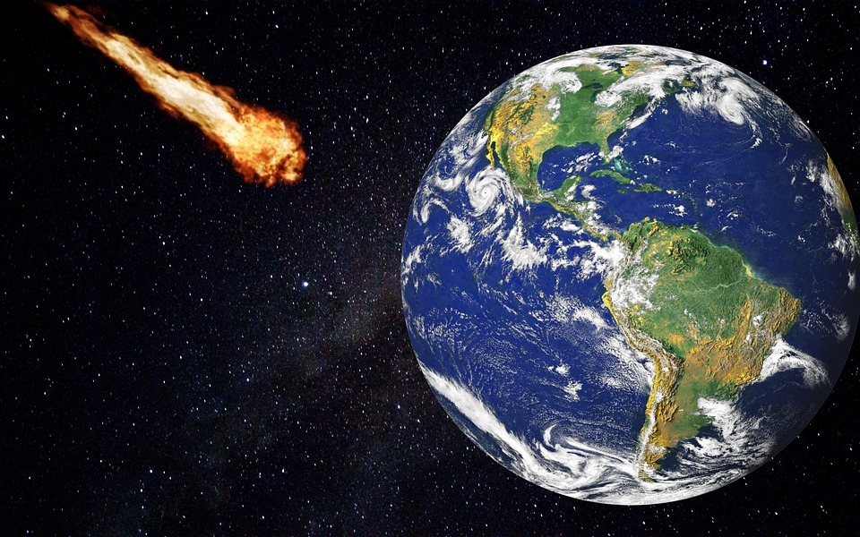 Robert Vowler Asteroid Hitting Your Planet Soon? Try These Security Measures