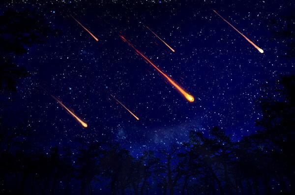 Strange Celestial Events