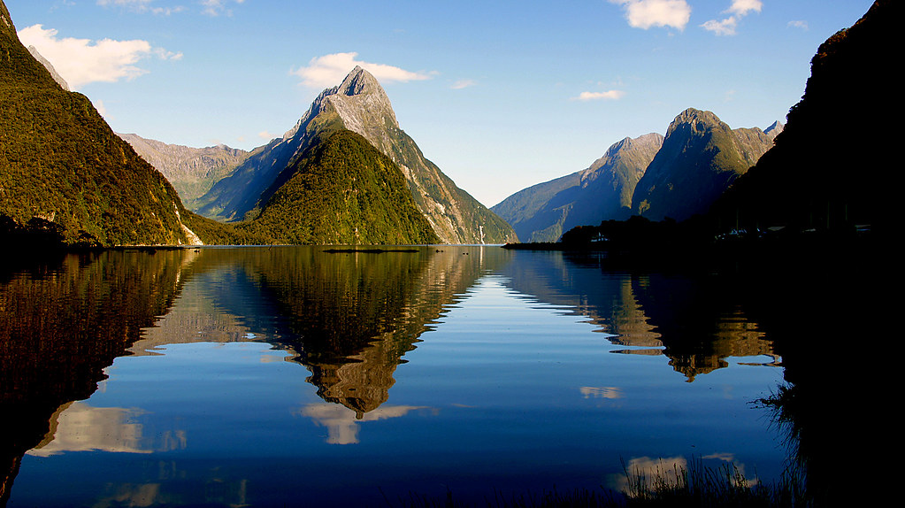 Robert Vowler Four of the Best Places to Visit in New Zealand