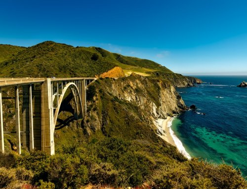 Venturing Down the Pacific Coast Highway