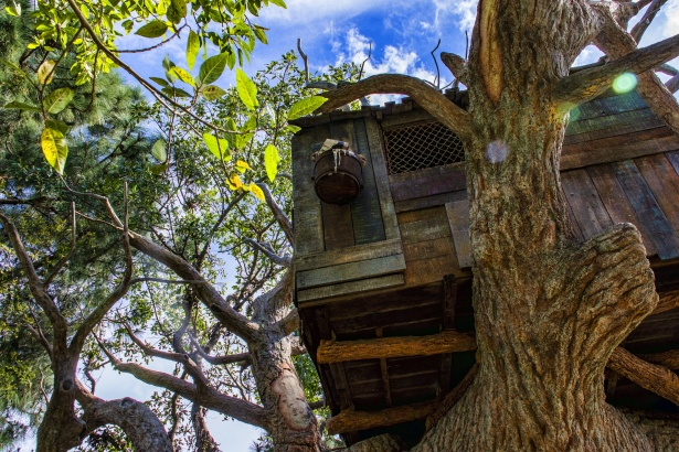 Robert Vowler Denmark's New Tree House Hotel