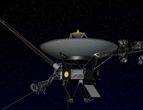 The Voyage of Voyager 2