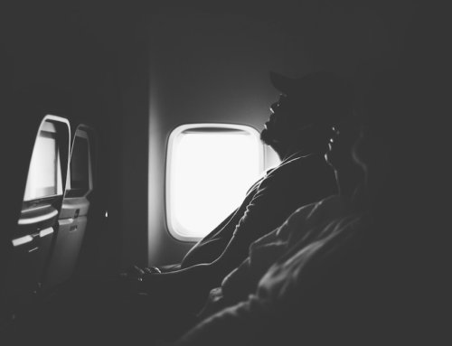 How to Sleep Better on Your Next Flight