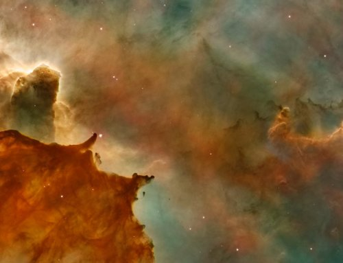 """""""Collapsar"""" May Have Supplied Universe With Gold"""