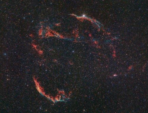 Black Hole-Neutron Star Collision Detected